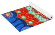 Sun God Yoga Mat