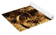 Sundown On The Honey Dew Wagon Yoga Mat