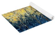 Sundrenched Trees Yoga Mat
