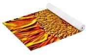 Sunflower 3 Yoga Mat