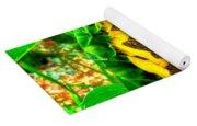 Sunflower Bloom Yoga Mat