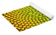 Sunflower Middle  Yoga Mat