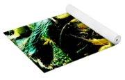 Sunlit Seaweed Yoga Mat