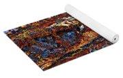 Sunny Side Up - Digital Art Yoga Mat
