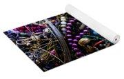 Tangled Baubles Yoga Mat
