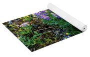 Teton Widflowers  Yoga Mat