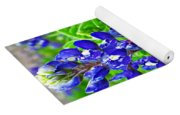 Texas Blue Bonnet Yoga Mat