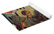 The Annunciation Yoga Mat