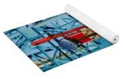 The Bells Of Coney Island Yoga Mat
