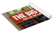 The Big Slice Pizzeria Downtown Toronto Restaurants Doner Kebob House Street Scene Painting Cspandau Yoga Mat
