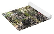 The Birdhouse Kingdom - The Western Tanager Yoga Mat