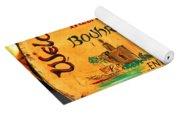 The Bodhran Makers Yoga Mat