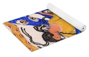 The Butterfly Yoga Mat