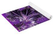The Color Purple Yoga Mat