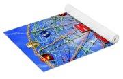 The Coney Island Wonder Wheel Yoga Mat
