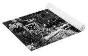 The Deadwood Coach, 1889 Yoga Mat