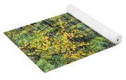 The Dense Forest Yoga Mat