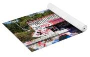 The Famous Graffiti Bridge Yoga Mat