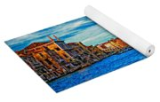 The Grand Canal Impasto Yoga Mat