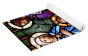 The Holy Family Yoga Mat