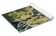 The Kirifuri Waterfall Yoga Mat