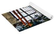 The Machine Shop Yoga Mat