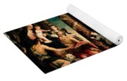 The Madonna Of The Cuccina Family Yoga Mat