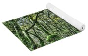 The Mossy Creatures Of The  Old Beech Forest 5 Yoga Mat