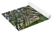 The Mossy Creatures Of The  Old Beech Forest 8 Yoga Mat
