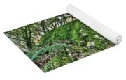 The Mossy Creatures Of The Old Beech Forest Yoga Mat