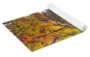 The Old Resting Place Yoga Mat