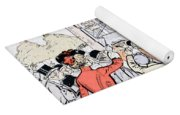 The Oncourse Bookie Yoga Mat