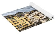 The Ponte Vecchio In Florence Yoga Mat
