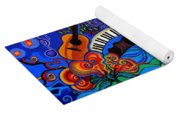 The Power Of Music Yoga Mat