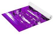 The Purple Monster Yoga Mat