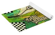 The Queen Of Pears Yoga Mat