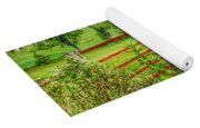 The Red Gate Yoga Mat