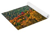The Road To Glady Wv Yoga Mat