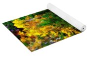 The Tarn Paint Version Yoga Mat