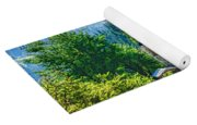 The Village Church - Impressions Of Mountains And Forests Yoga Mat