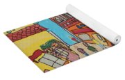 The Walled City Yoga Mat