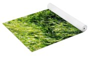 The Walls Are Alive - Seaside Abstract Yoga Mat