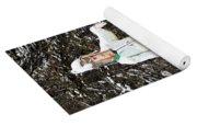 The Winter Greeter Yoga Mat