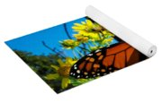 The Wonderful Monarch 3 Yoga Mat