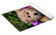 These Are For You - Cute Teddy Bear Art By William Patrick And Sharon Cummings Yoga Mat