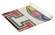Tibetan Mandala Yoga Mat