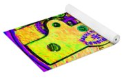 Time In Abstract 20130605m144 Square Yoga Mat