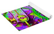Time In Abstract 20130605p72 Long Yoga Mat