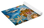 To Be Young Again Yoga Mat