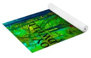 Toy Caldwell In The Woods Yoga Mat
